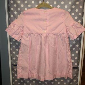 Ralph Lauren Dresses - Ralph Lauren Pink Baby Girl Dress